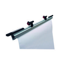 Vistaplan Grey A0 Plan Hangers No Handles (Pack of 2) HA0