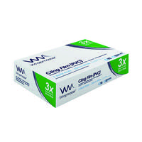 Wrapmaster 3000 Cling Film Refill 300mx30cm (Pack of 3) 31C80