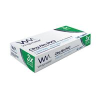 Wrapmaster 4500 Cling Film Refill 450mmx300m (Pack of 3) 31C81