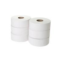 2-Ply Jumbo Toilet Roll 300 Metres (Pack of 6) JWH330