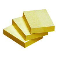 Yellow Quick Notes Pads 40 x 50mm (Pack of 12) WX10500