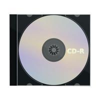 CD-R Slimline Jewel Case 80min 52x 700MB WX14157