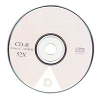 CD-R Plastic Tub 80Mins (Pack of 25) WX14190