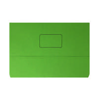 Green Document Wallet (Pack of 50) 45914EAST
