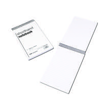Spiral Shorthand Notebook 150 Leaf (Pack of 10) WX31002