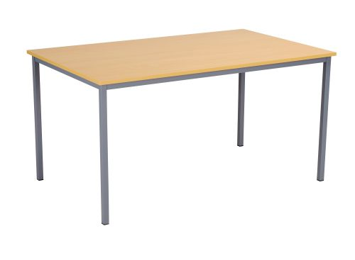 Eco 18 Rectangular 150 Multi-Purpose Table - Oak