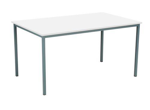 Eco 18 Rectangular 150 Multi-Purpose Table - White