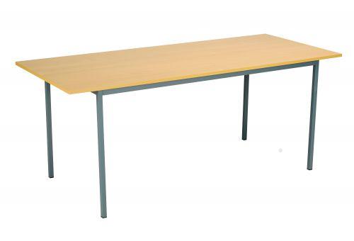 Eco 18 Rectangular 180 Multi-Purpose Table - Oak