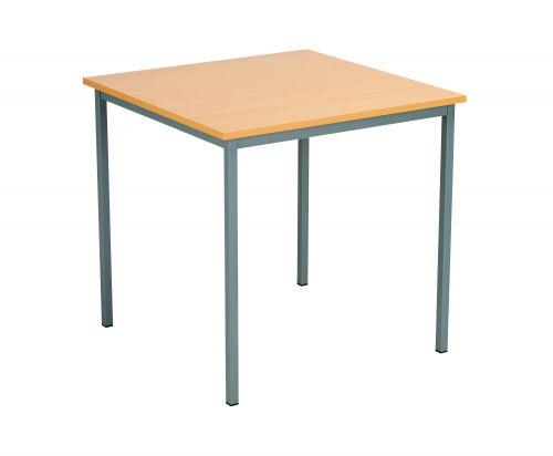 Eco 18 Square 75 Multi-Purpose Table - Beech