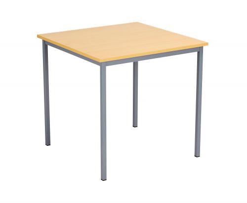Eco 18 Square 75 Multi-Purpose Table - Oak
