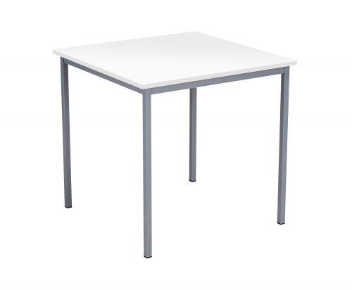 Eco 18 Square 75 Multi-Purpose Table - White