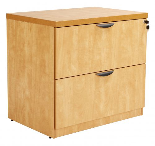 Prime Executive 2 Drawer Side Filer - Lucida Pear