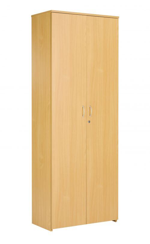 Eco 18 Premium Cupboard inc. 4 Shelves - Oak