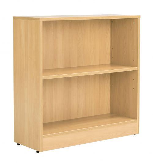 Workmode Bookcase inc. 1 Shelf - Oak