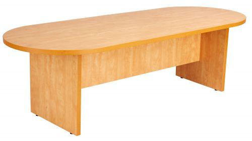 Prime Executive Oval Conference Table - Lucida Pear
