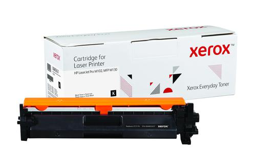Xerox Everyday Toner For CF217A Black Laser Toner 006R03637