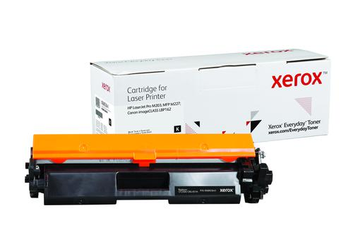 Xerox Everyday Toner For CF230X/CRG-051H Black Laser Toner 006R03641