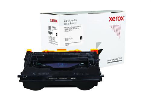 Xerox Everyday Toner For CF237A Black Laser Toner 006R03642
