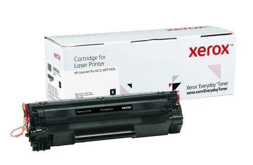 Xerox Everyday Toner For CF279A Black Laser Toner 006R03644