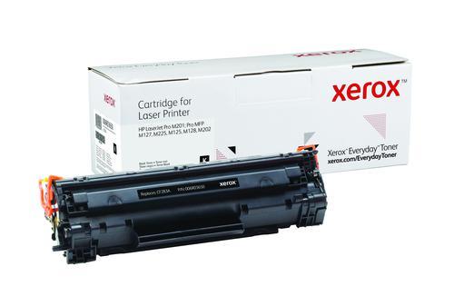 Xerox Everyday Toner For CF283A Black Laser Toner 006R03650