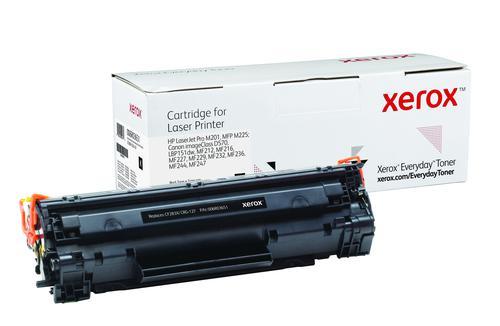 Xerox Everyday Toner For CF283X/CRG-137 Black Laser Toner 006R03651