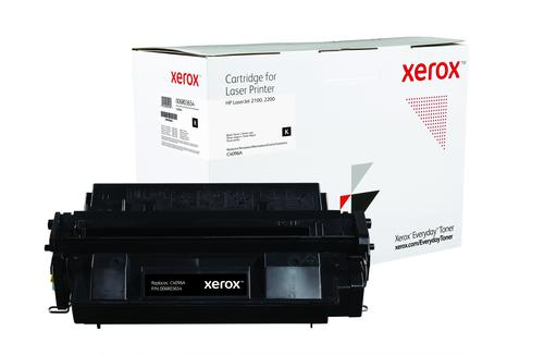 Xerox Everyday Toner For C4096A Black Laser Toner 006R03654