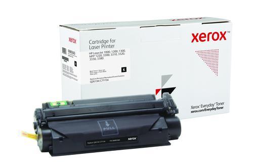 Xerox Everyday Toner For Q2613A/C7115A Black Laser Toner 006R03660