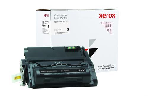Xerox Everyday Toner For Q5942A/Q1338A Black Laser Toner 006R03662