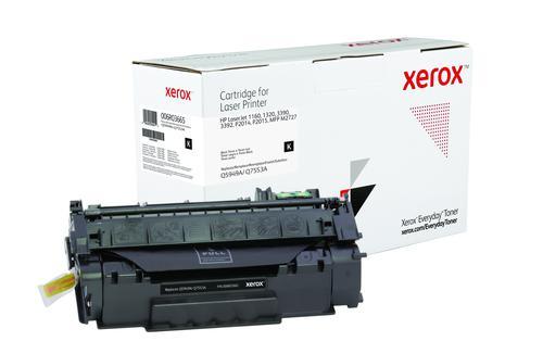 Xerox Everyday Toner For Q5949A/Q7553A Black Laser Toner 006R03665