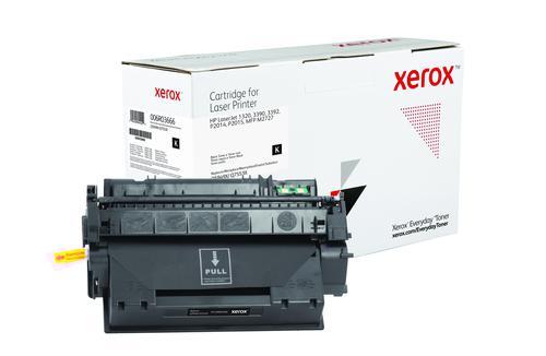 Xerox Everyday Toner For Q5949X/Q7553X Black Laser Toner 006R03666