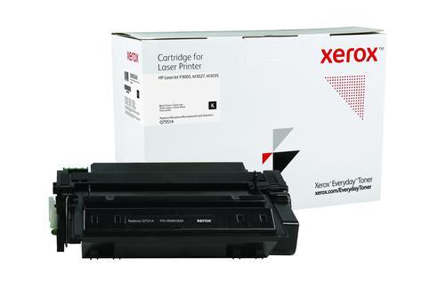 Xerox Everyday Toner For Q7551A Black Laser Toner 006R03669