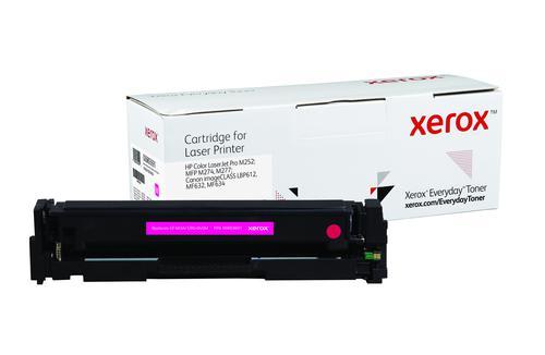 Xerox Everyday Toner For CF403A/CRG-045M Magenta Laser Toner 006R03691
