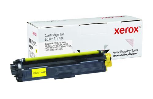 Xerox Everyday Toner For TN230Y Yellow Laser Toner 006R03788
