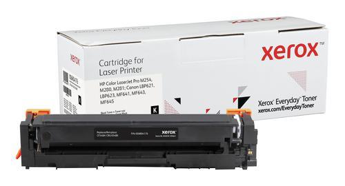 Xerox Everyday Toner For CF540A/CRG-054BK Black Laser Toner 006R04176