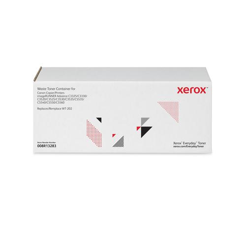 Xerox Everyday Waste Toner Container For FM1-A606-000 FM1-A606-020 FM1-A606-040 WT-202 008R13283