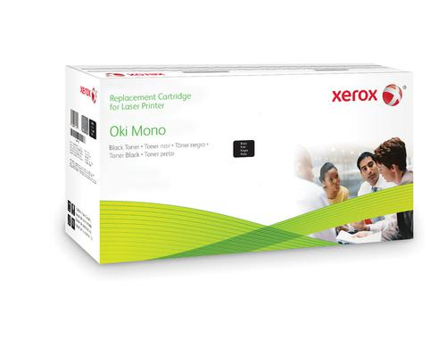 Xerox High Yield Black Toner Cartridge equivalent to OKI 9004079