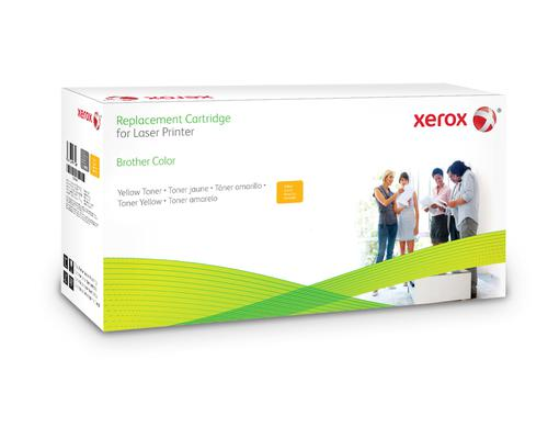 Xerox Compatible Toner Yellow TN135Y 006R03039