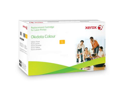 Xerox Compatible Toner Yellow43872305 006R03188