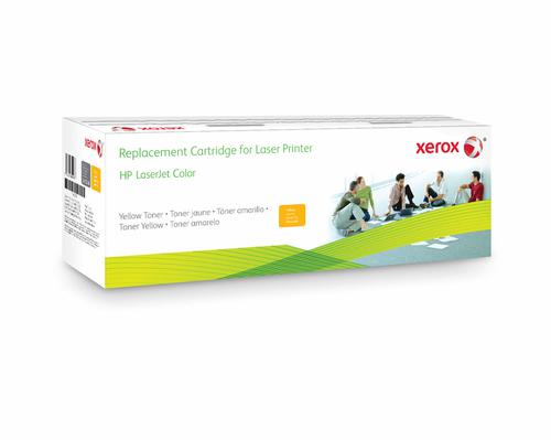 Xerox Compatible Laser Toner Cartridge Yellow CF382A 006R03254