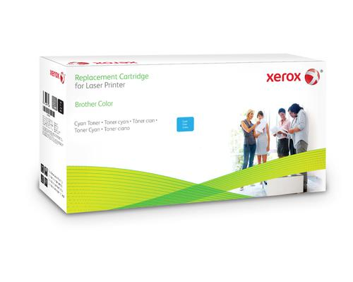 Xerox Compatible Toner Cyan TN329C 006R03400