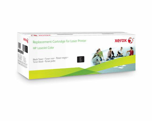 Xerox Compatible CF380X Black Laser Toner Cartridge 006R03252
